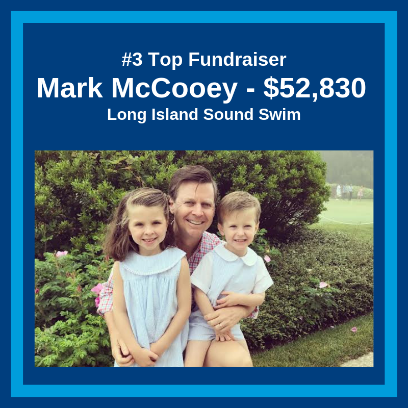 Mark McCooey Top Fundraiser 2018